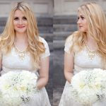 SWITCH IT UP// DIY lace wedding dress and lace overlay tutorial