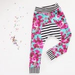 NEW PATTERN! The ARLO shorties + knit pants!