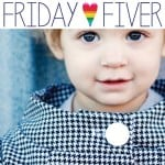 Friday Fiver – the Kennedy Coat