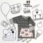 RECESS RAGLAN WEEK! Raglan with Pouch Pocket Add-on