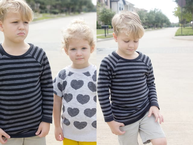 Upcycled Recess Raglan Tutorial | See Kate Sew
