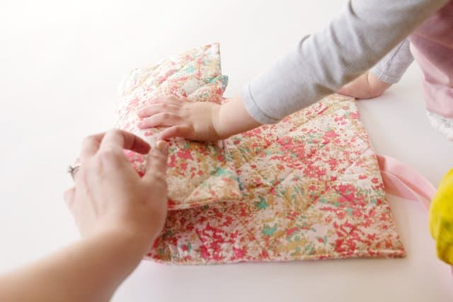 Doll Sleeping Bag Tutorial | See Kate Sew