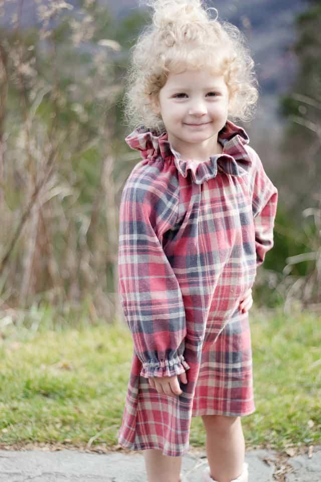 Aspen Ruffle Dress Pattern   See Kate Sew