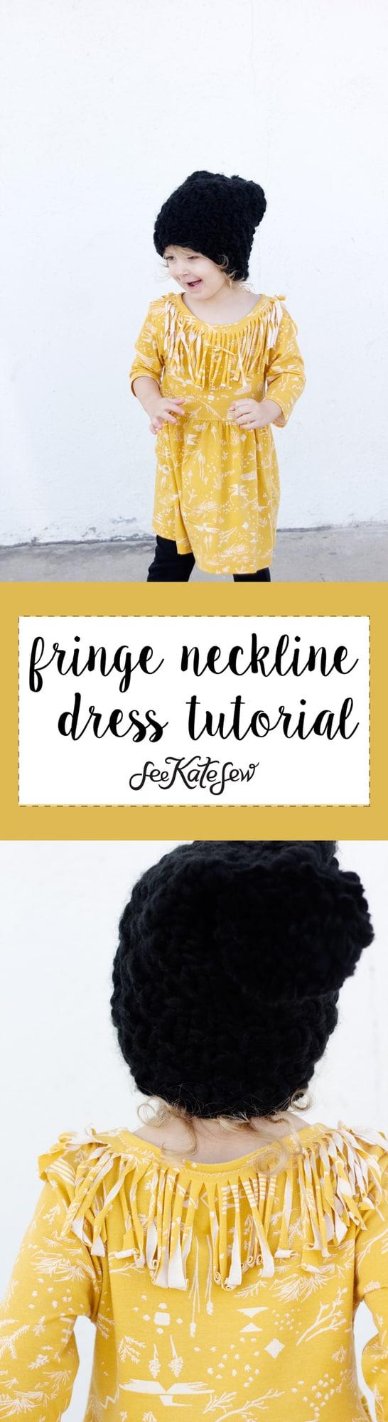 RINGE neckline tutorial| See Kate Sew