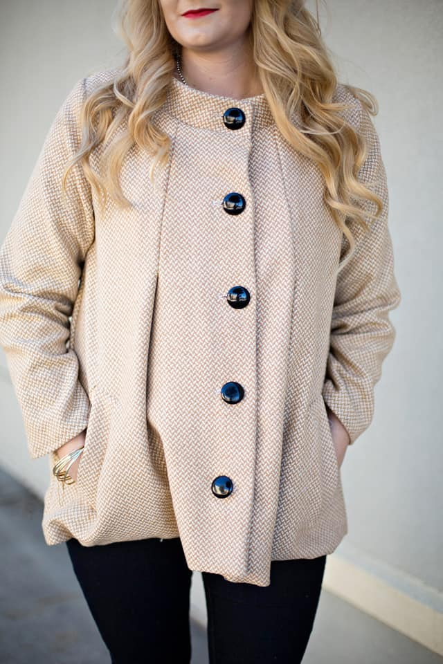 the ICON coat pattern | See Kate Sew
