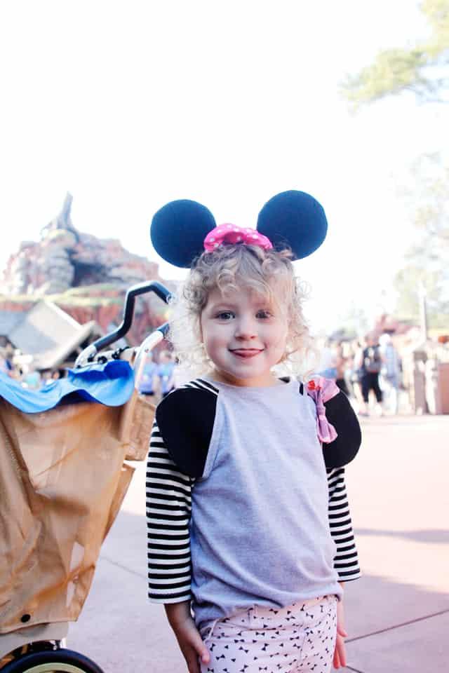 DIY Mickey Ear Tees | See Kate Sew