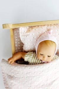 Doll Sheets Pattern | See Kate Sew