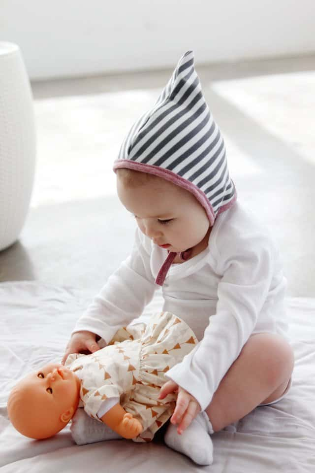 2 New Baby Bonnet Patterns See Kate Sew