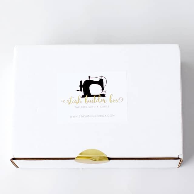 Stash Builder Box REVEAL   See Kate Sew
