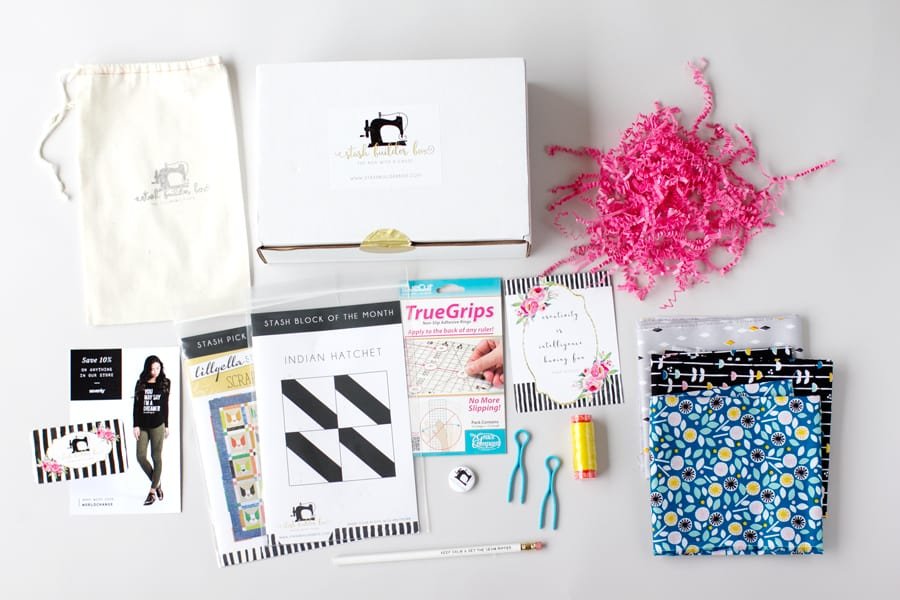 Stash Builder Box REVEAL | See Kate Sew