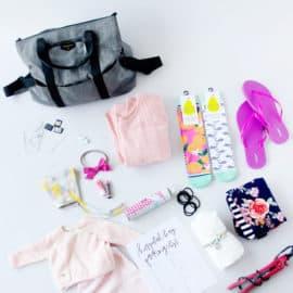 Printable Hospital Bag Packing List | See Kate Sew