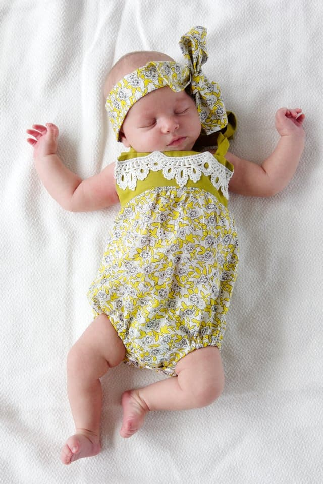 Boho Romper Pattern | diy baby clothing | baby clothing patterns | handmade baby clothing | diy baby romper | free sewing patterns | sewing tips and tricks | baby romper sewing pattern || See Kate Sew #babyromper #diybabyclothing #freesewingproject #seekatesew