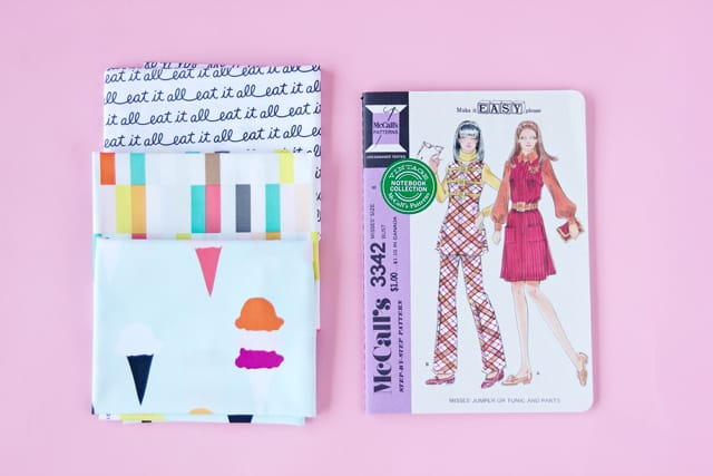 Stash Builder Box | Sewing Subscription Box | July Reveal