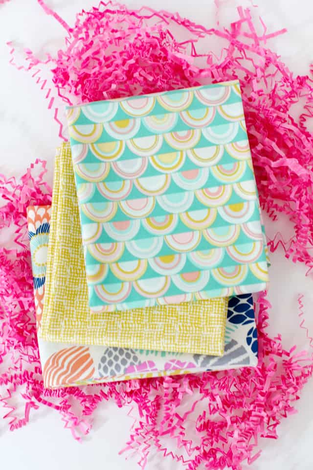 Stash Builder Box August Reveal!   See Kate Sew