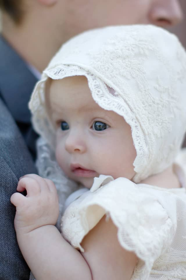 Lace Bonnet Tutorial | See Kate Sew