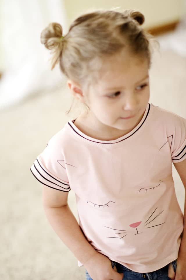 Sprout Cat Tee Kit | See Kate Sew