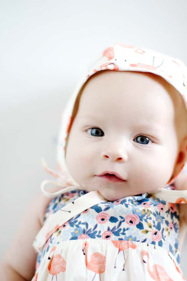 BOHO BABY ROMPER PDF PATTERN | See Kate Sew