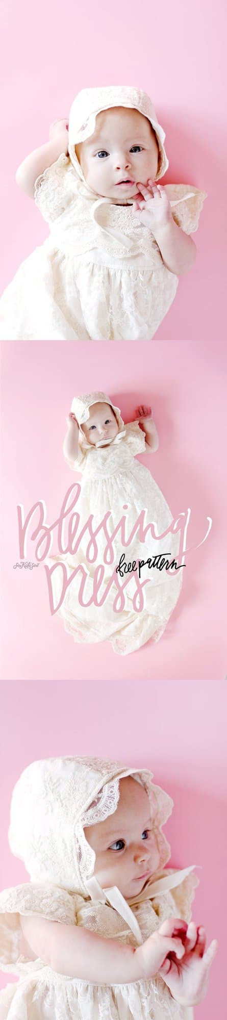 FREE Blessing Gown Tutorial + Pattern | See Kate Sew