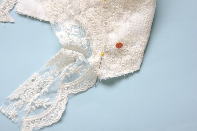 Lace Overlay Bonnet Tutorial | See Kate Sew
