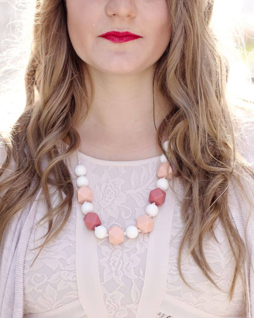 Diy Teething Necklace With Solly Baby See Kate Sew