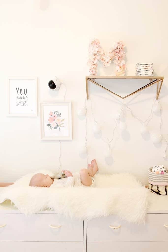GIRLY NURSERY | See Kate Sew