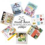 25 must-have sewing books