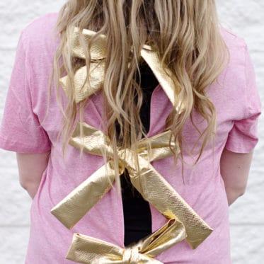 10 T-SHIRT HACKS | See Kate Sew
