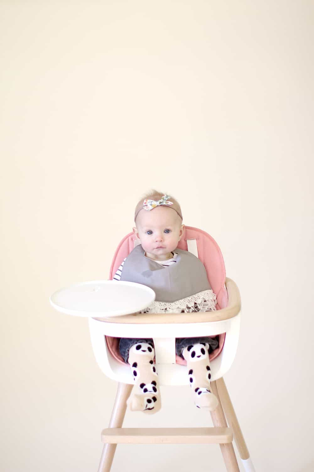 Micuna Ovo High Chair Review Fringe Bib Tutorial See