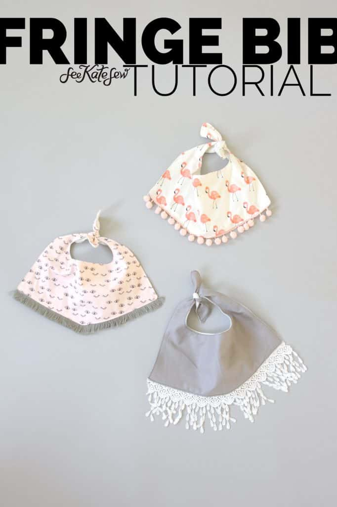 Micuna OVO High Chair Review + Fringe Bib Tutorial | baby bib tutorial | diy baby bib | how to sew a baby bib | baby sewing tips | sewing tips and tricks | sewing tutorials | free sewing patterns | free sewing tips || see kate sew