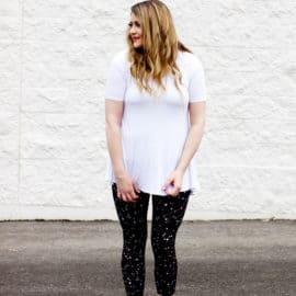 DIY Workout Pants Sewing Pattern | See Kate Sew