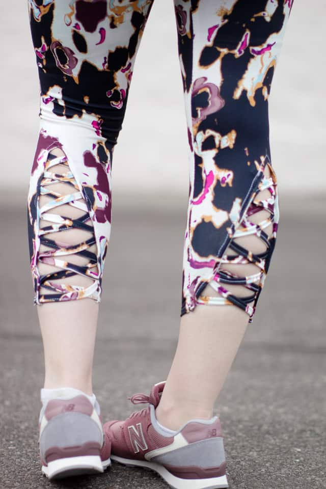 DIY Workout Pants Sewing Pattern | new pattern! The CAPRICORN leggings! + RELEASE DAY SALE | handmade leggings | diy legging tutorial | easy diy leggings | diy activewear | handmade activewear | sewing patterns | diy leggings pattern || see Kate sew #leggingspattern #diyleggings #handmadeclothing