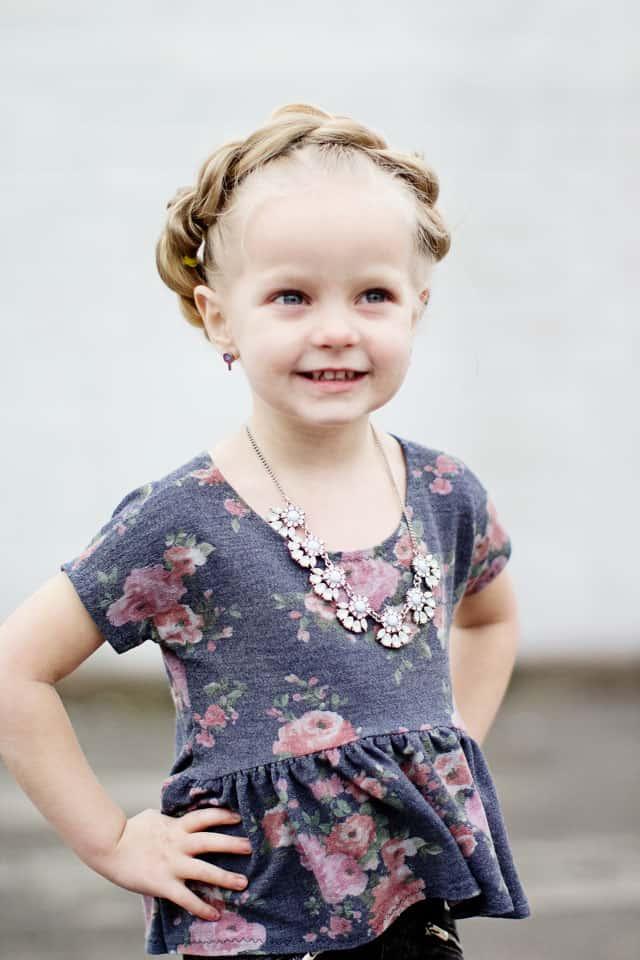 the ROSIE TOP sewing pattern | See Kate Sew
