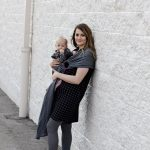 Loyal Hana Nursing Dress + Ring Sling Tutorial!