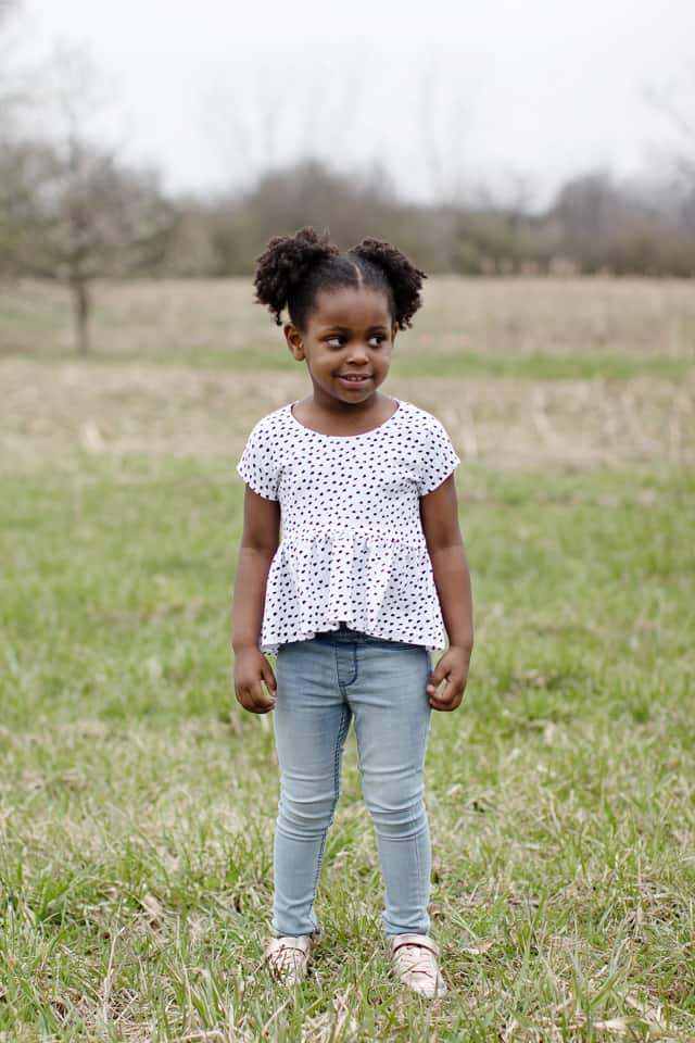 THE ROSIE TOP SEWING PATTERN