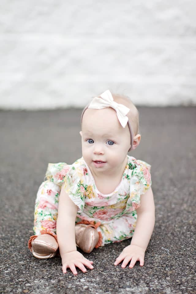 Summer Baby Romper | See Kate Sew