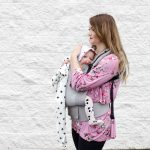 FREE baby bonnet brim pattern with TULA!