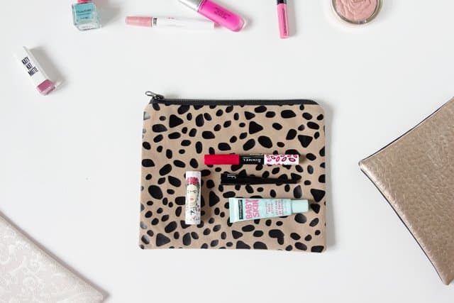 ZIPPER POUCH TUTORIAL | See Kate Sew