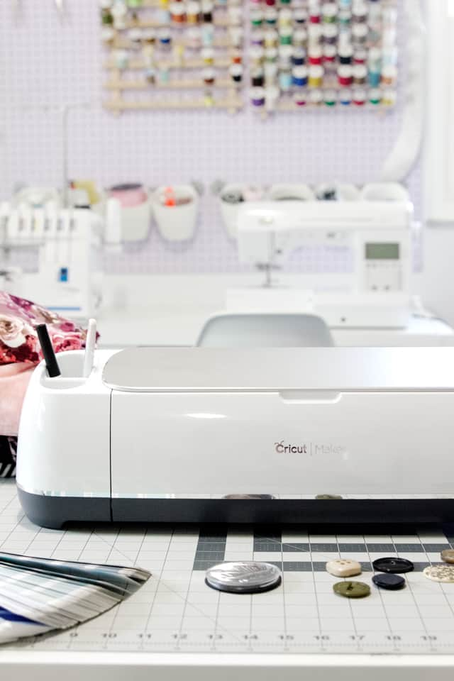 The Cricut Maker! | See Kate Sew