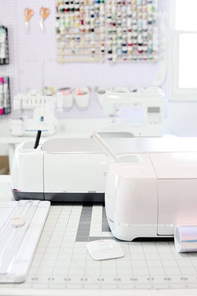 Comparing the Explore Air 2 with the Cricut MAKER | See Kate Sew