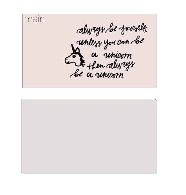 DIY Unicorn Makeup Brush Roll Sewing Tutorial and SVG Cut File | diy cricut projects | diy makeup roll | easy sewing projects | easy sewing tutorials || See Kate Sew #freecutfile #dewingtutorial #diymakeuproll