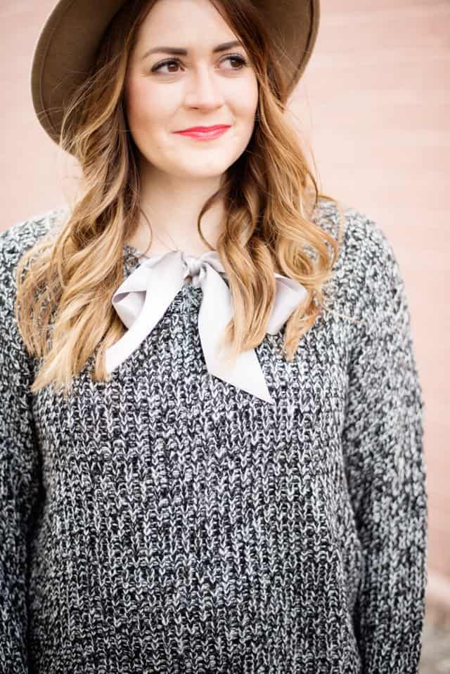 5 Sweater Refashions for Beginners! | how to refashion a sweater | sweater refashion ideas | sewing tips and tricks | diy clothing tutorials || see Kate sew #sweaterrefashion #diyclothing #sewingtutorials