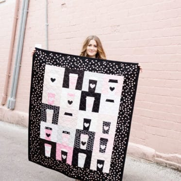Coffee Cup Quilt Pattern