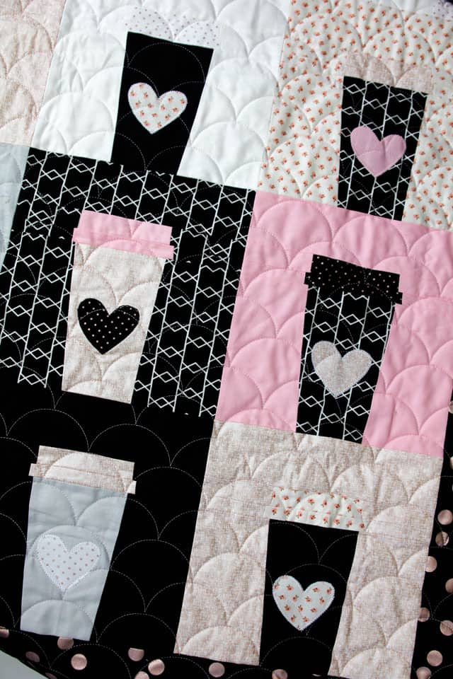 Coffee Cup Quilt Pattern Free See Kate Sew