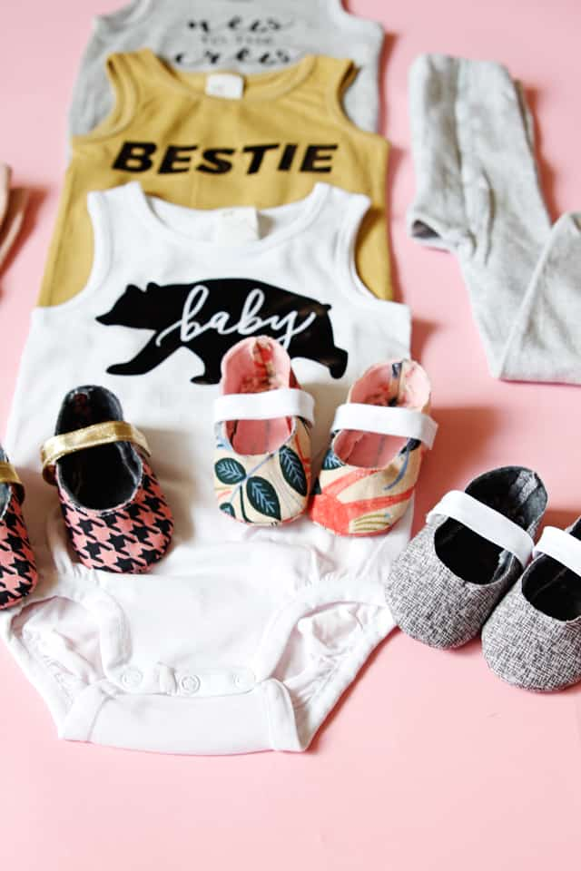 Baby Shoes Pattern With Simplicity And Cricut See Kate Sew