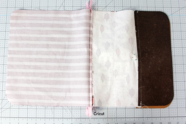 Leather Bottom Pouch Tutorial