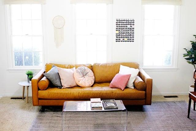 Living Room Article Sven Sofa Review