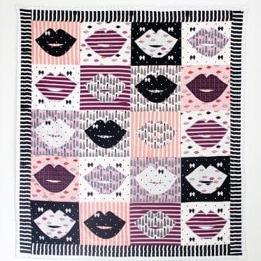 Lip Quilt | See Kate Sew