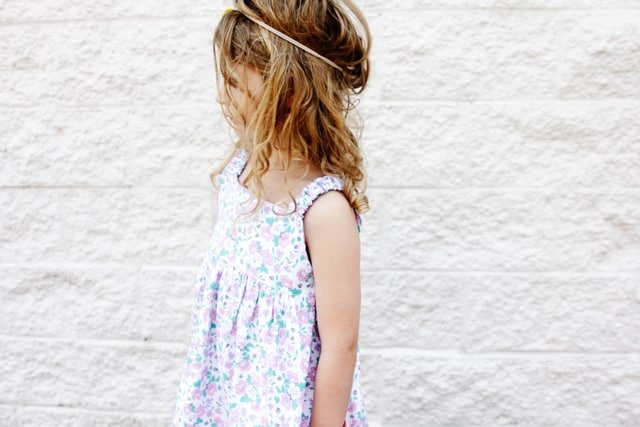 Summer Dress Sewing Pattern | See Kate Sew