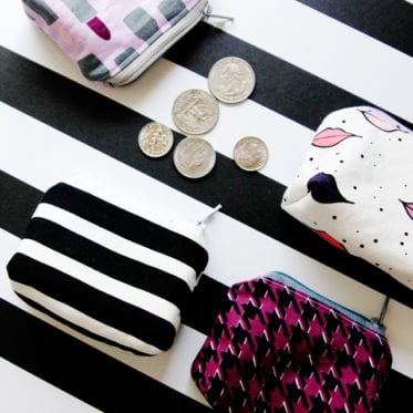 Coin Pouch Tutorial | See Kate Sew