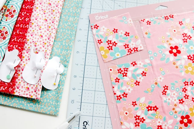 Cutting Fabric with Cricut | See Kate Sew